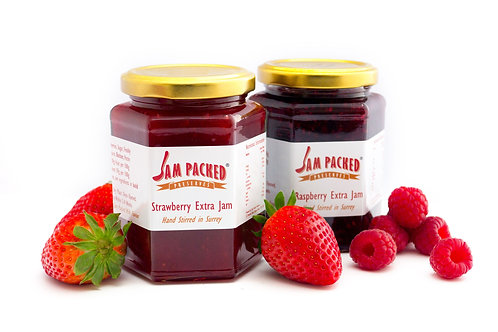 Jam Packed Preserves