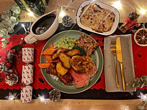 Senior Citizen's Christmas Dinner