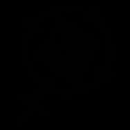 PMS Clan Logo Tag Black