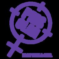 PMS Clan Logo Tag Purple
