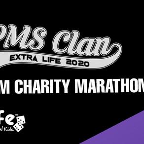 Extra Life 2020 Charity Stream