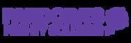 PMS Clan Text Logo Purple