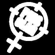 PMS Clan Logo White
