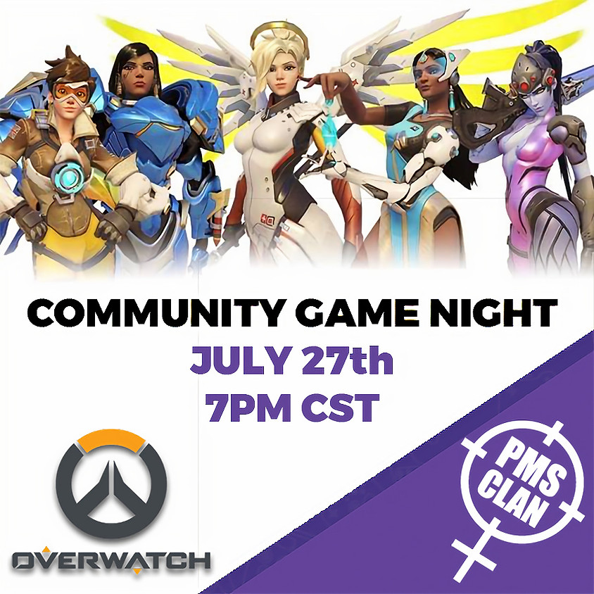 CGN: Overwatch