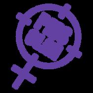 PMS Clan Logo Purple