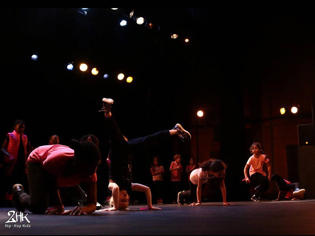 cours de danse, paris.