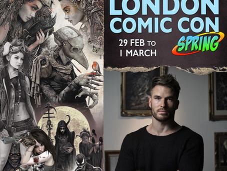 London Comic Con!