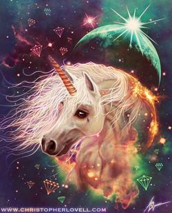 christopher_lovel_art_iron_fist_unicorno