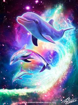 christopher_lovel_dolphin