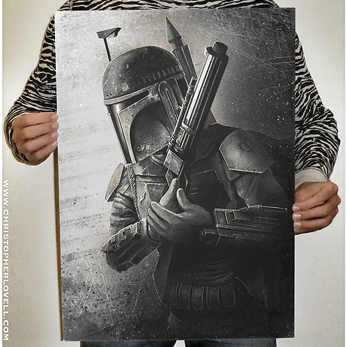 Boba - (Featured New Print)