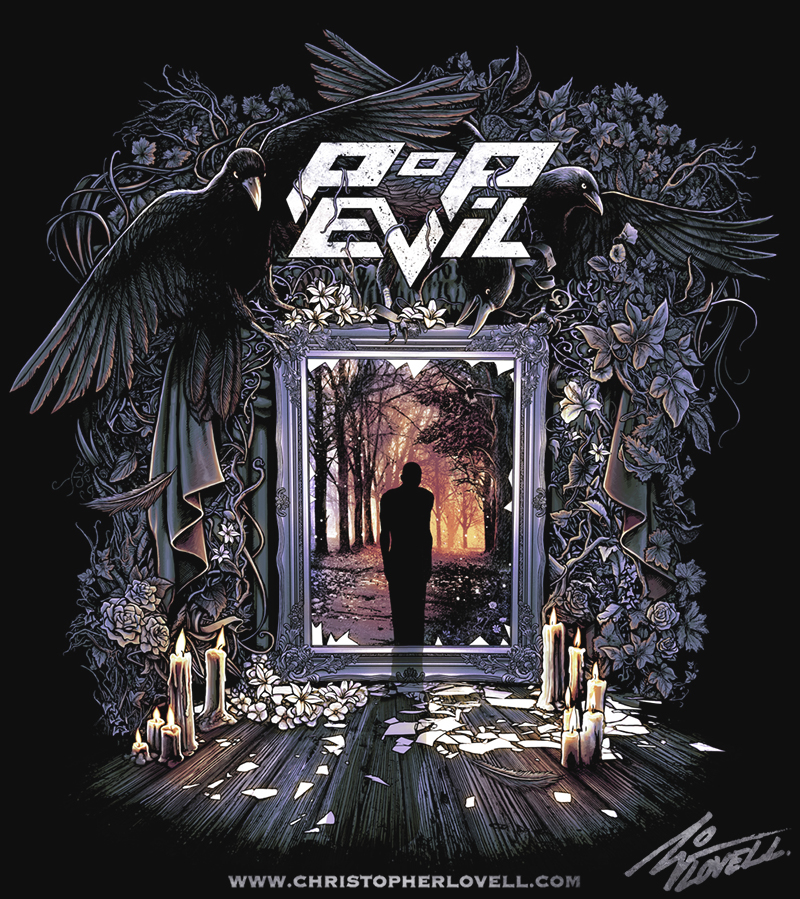 pop evil torn to pieces christopher_love