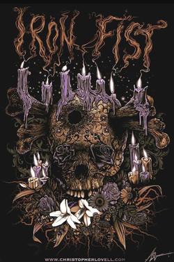 christopher_lovel_art_iron_fist_skull