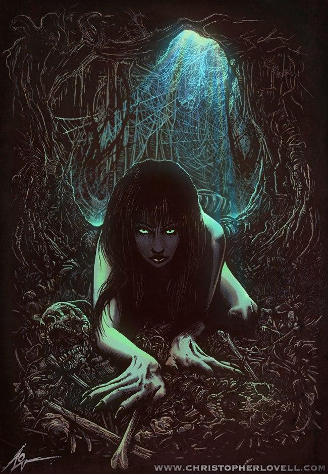 christopher_lovel_art_iron_fist_crawling
