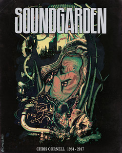 Soundgarden - Gilded Cage