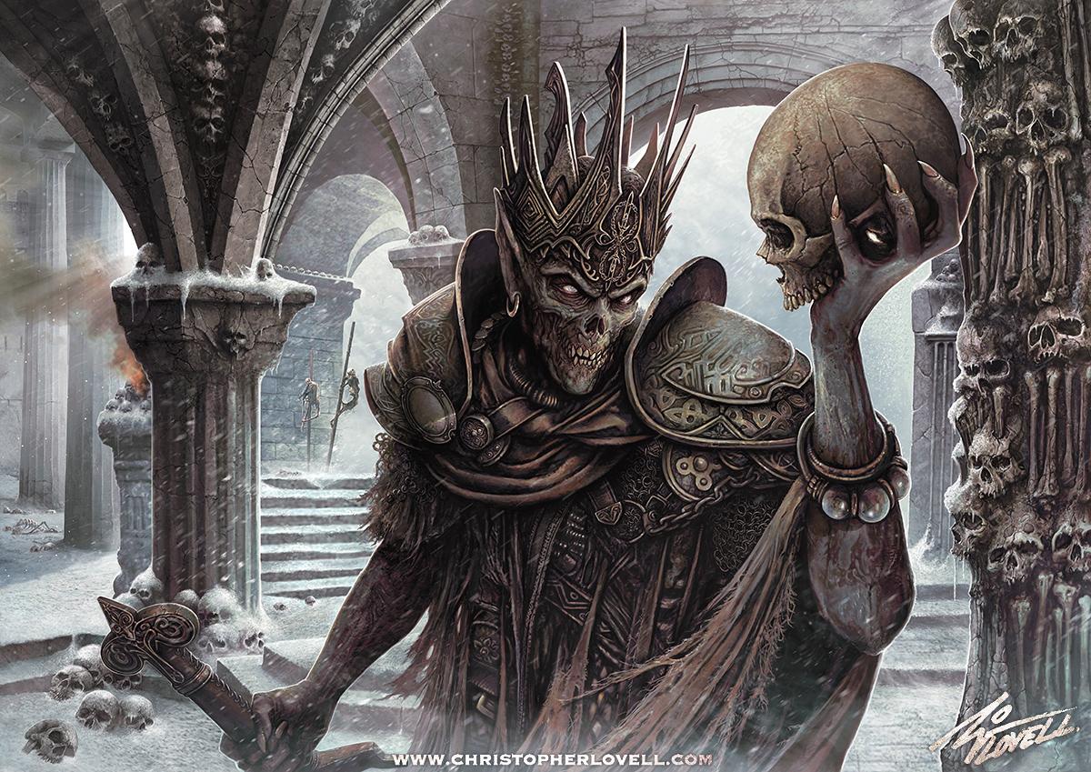 'Narfi - Betrayer King'