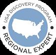 Insignia Experto Regional _ USA Discover