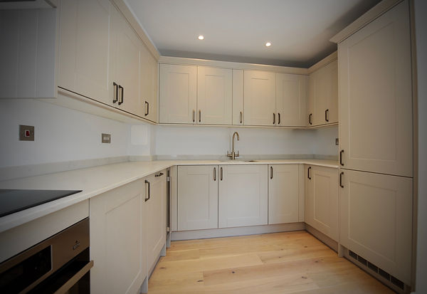 Kitchen in listed building