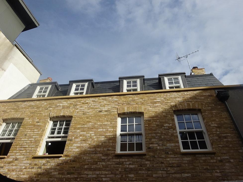 Grade II Listed Mews House
