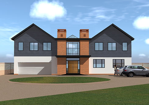 New Build 5 Bed Home in a Conservation Area