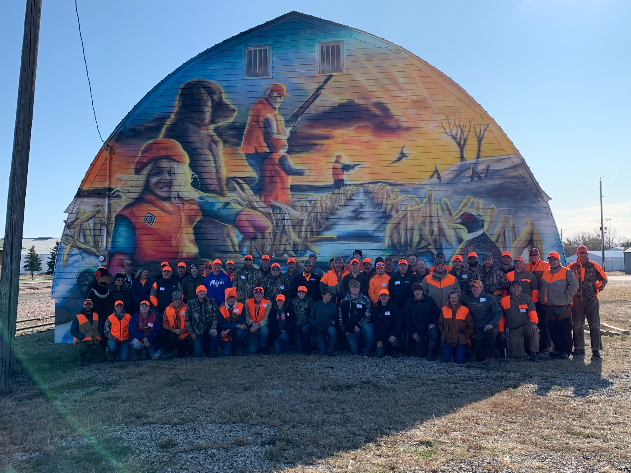 Pheasantennial Mayor's Hunt