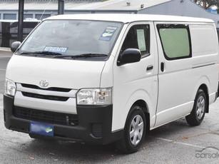 Refridgerated Toyota Hiace One Tonne