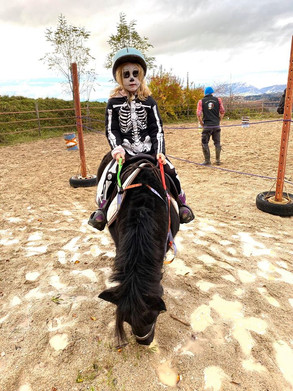 Parcours Halloween