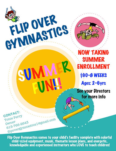 summer enrollment Community Day School.j