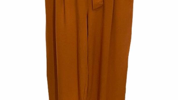 Pantalon ambre