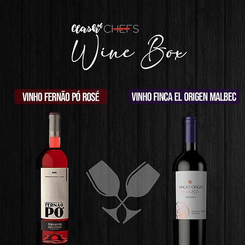 Wine Box - Clash of Chefs