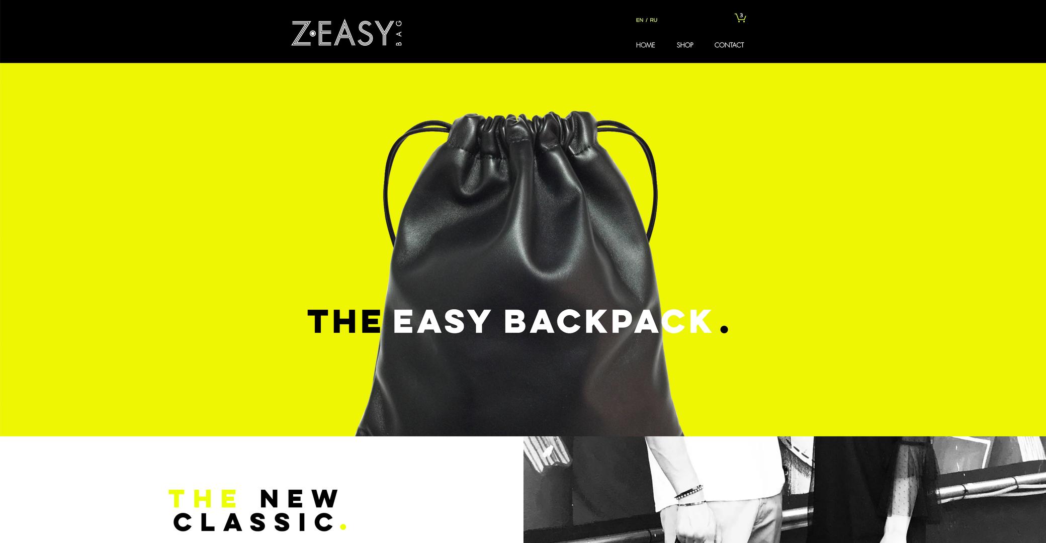 Zeasy Bag
