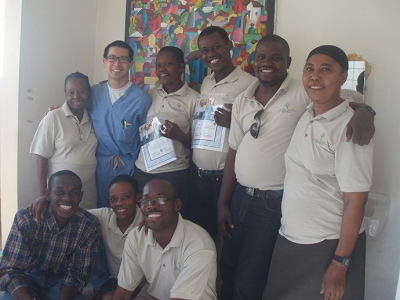 Haiti: Engineering an alternative for detecting cervical cancer