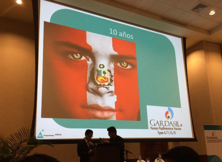 Celebrating 10 Years of Gardasil Vaccine in Peru
