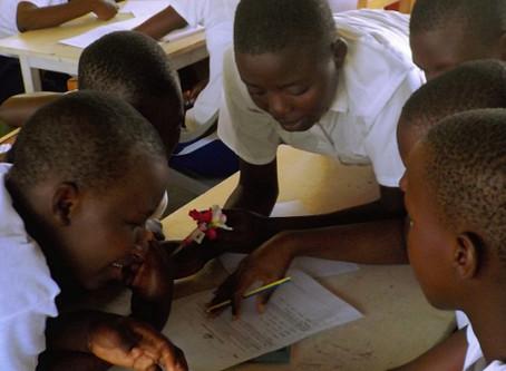 GWHT Fellows return for the 2nd year to the WISER school in Muhuru Bay, Kenya  UNDERGRADUATE FELLOWS