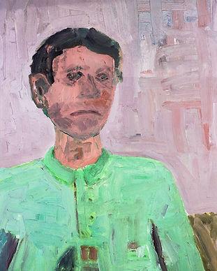 Portrait des jungen Mannes