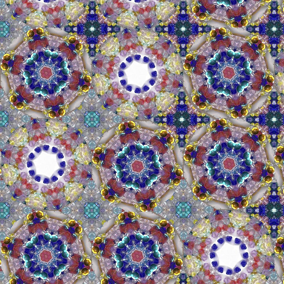 160510 Kaleidoskop, 32 x 32