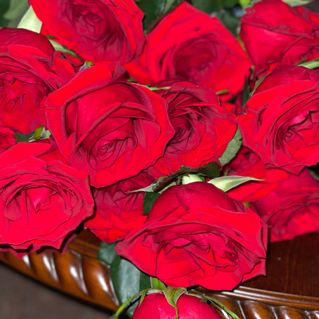 How Many Roses Does it Take to Say I Love You