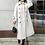 Thumbnail: Fall Winter Warm Women Wool Fur Coat Jacket