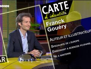 """Invité de l'émission """"Le Bar de l'Europe"""" sur TV5 Monde (16 Juin 2019)"""