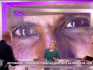 """Interview sur Arte (28 Minutes) : """"Érythréens : pourquoi fuient-ils leur pays au risque de leur"""