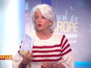 Conseil de lecture de vacances dans l'émission Avenue de l'Europe sur France 3 (26 juin 2019)