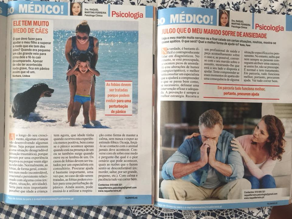 """Rubrica Semanal """"Vamos ao Médico"""""""