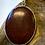 Thumbnail: Hematite Jasper 30x22 MM Highwall Pendant