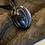Thumbnail: Nethers Ridge Flint 25x18 MM Prong Pendant