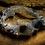 Thumbnail: Small Oco/Ocho Geode Slice Silver Delicate Pendant