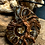 Thumbnail: Ammonite Fossil Copper Tree of Life Wire Wrap