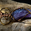 Thumbnail: Raw Amethyst Bronze and Copper Wire Wrap