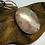 Thumbnail: Purple Plume Agate 40x30 MM Highwall Pendant