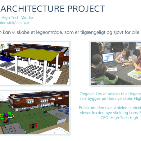 Project Example: The Parchitecture Project (Danish)