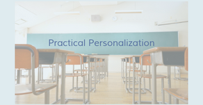Practical Personalization