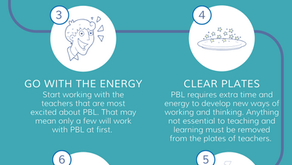 Setting The Stage For PBL